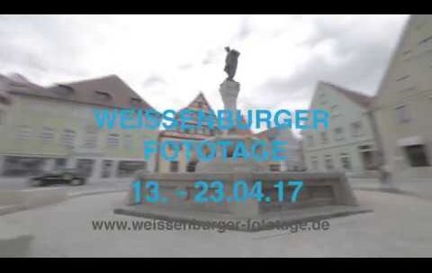 Weißenburger Fototage 2017 - Aftermovie